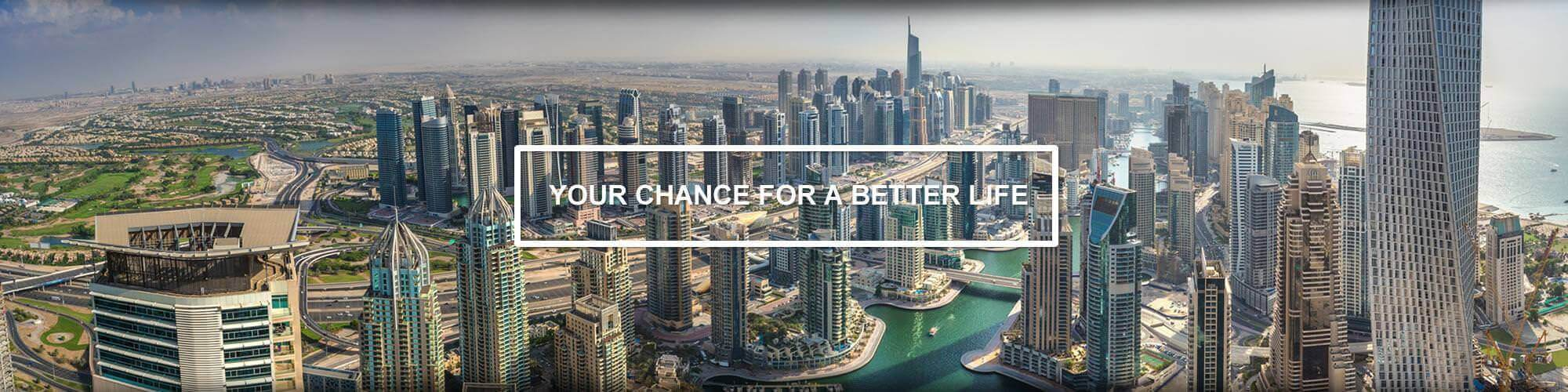 Dubai Citizenship Program